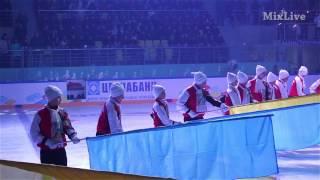 В честь Универсиады-2017 в Караганде состоялось грандиозное ледовое шоу