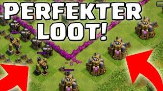 DER PERFEKTE LOOT! || CLASH OF CLANS || Let's Play CoC [Deutsch/German HD+]