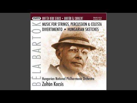 Hungarian Sketches For Orchestra: V. Swineherd's Dance