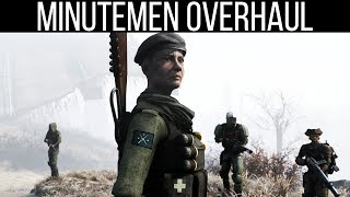 5 Mods to Improve the Minutemen in Fallout 4