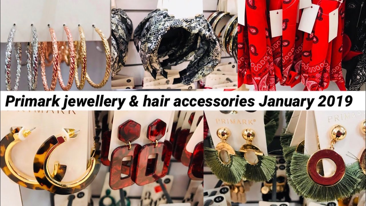 09fe9f74007 Primark Jewellery And Hair Accessories January 2019 M Primark Lover ...