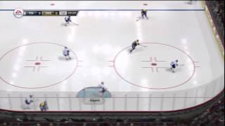 NHL 13: Sweden Vs. Finland Gameplay