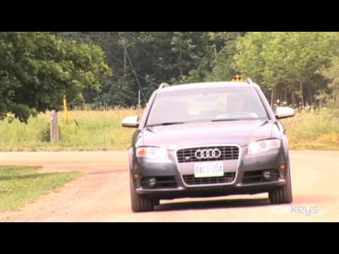 Carkeys ca Audi S4 Avant review