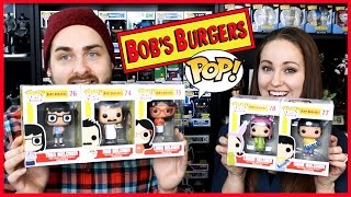 Bobs Burgers Funko Pop Review and Giveaway CLOSED