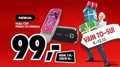Veikon Kone Nokia TV Mainos