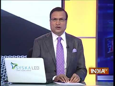 Chota shakeel speech for India tv