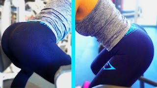 Lower Body Workout to Get A ROUND BOOTY!