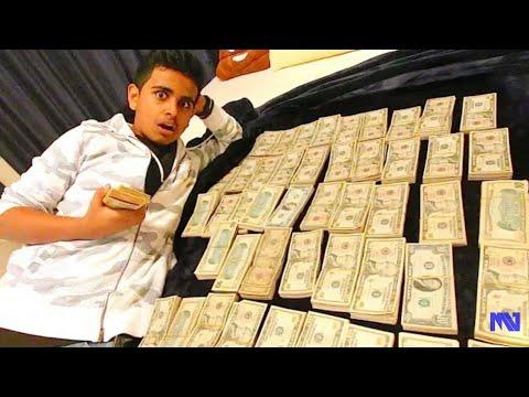 8fb613cf6820 DUBAI Billionaire Kid (Rashid Belhasa Aka MONEY KICKS) Most Popular BoY In  The World 😎