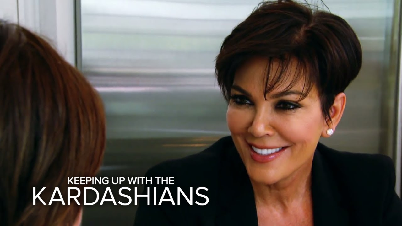 Kris Jenner Dreams of Broadway | Keeping Up With the ...