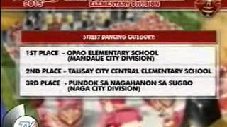 TV Patrol Central Visayas - January 12, 2015