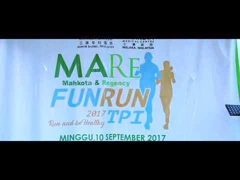 MaRe Fun Run Tanjung Pinang Indonesia 2017
