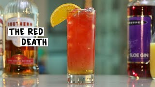 The Red Death - Tipsy Bartender
