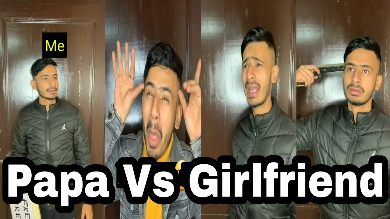 Chimkandi Papa Vs Girlfriend New Video | Chimkandi Wala Ladka | Chimkandi New Funny Video | ATiF FC