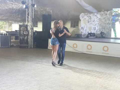 Yuriy Leshchuk & Ann Alekseeva Kizomba...