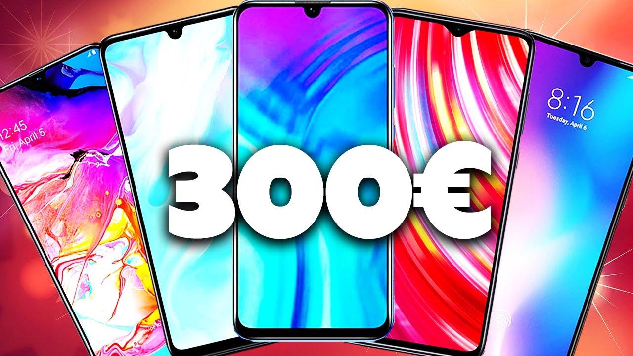 Welches Smartphone kaufen? ★ Beste 300 Euro Handys (TOP 5