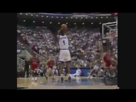 Penny Hardaway 20 Points 7 Ast Vs. Bulls, 1995 Playoffs Game 2.