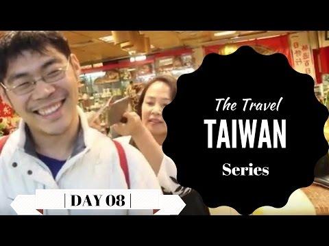 Taipei Main Station, Knife Massage & BEST Pork Bowl w/ Yumin (✈️Travel 🇹🇼Taiwan Series Day 8)