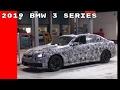 2019 BMW 3 Series G20 Spied