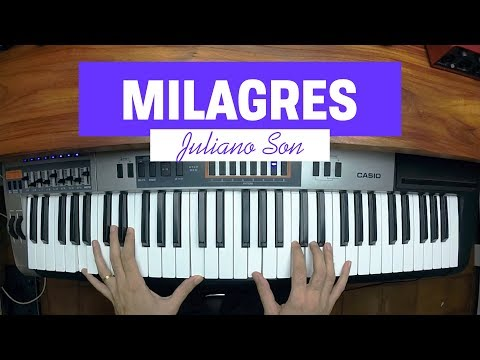 [No Teclado] MILAGRES - Juliano Son