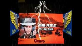 """Elvis...Charro  """" In H.D.""""  ( A Cover By Capt Flashback)  PLS USE HEADPHONES !!"""