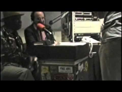 In Studio Radio Interview with Jon Hammond and Bernard Purdie at KALX with Anthony Bonet