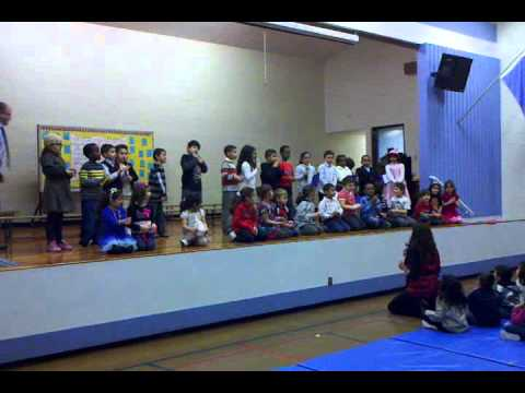 Edmonton Glengarry school