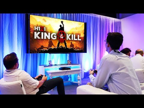 H1Z1 Coming To Console!?