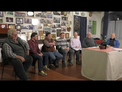 Canzone Antica - Il gruppo dei margari Canavesani e Valdostani