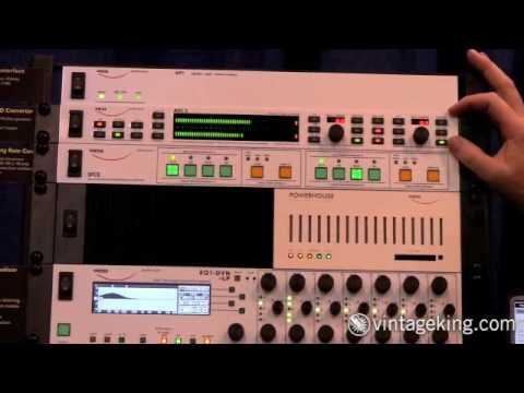 Weiss Engineering | AES 2009 | Vintage King Audio
