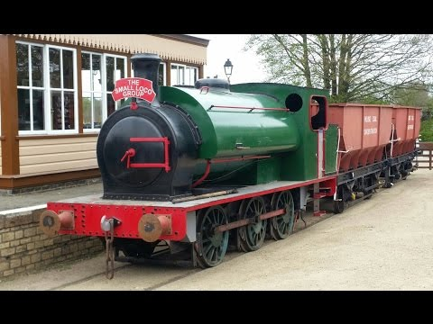 Hunslet 0-6-0 'Newstead' - The Found Engine