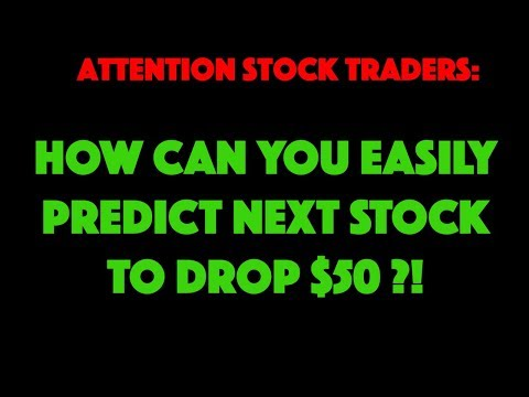 HOW YOU COULD HAVE KNOWN ABOUT NFLX DROP BEFORE IT HAPPENED?!