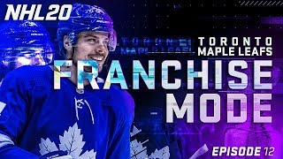 """Maple Leafs Franchise Mode #13 """"SETTING NHL RECORDS!'"""
