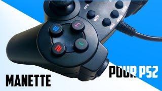 Manette CSL pour PlayStation 2 [UNBOXING & TEST]