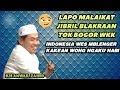 ADA2 SAJA  !! La OpO Malaikat JibRiL Blakraan Nok Bogor Wkk KH Anwar Zahid