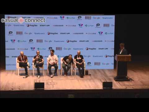 Funding Sources for Game Development | PANEL