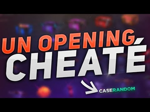 CASE OPENING COMPLETEMENT CHEAT ! (CSGO FR)