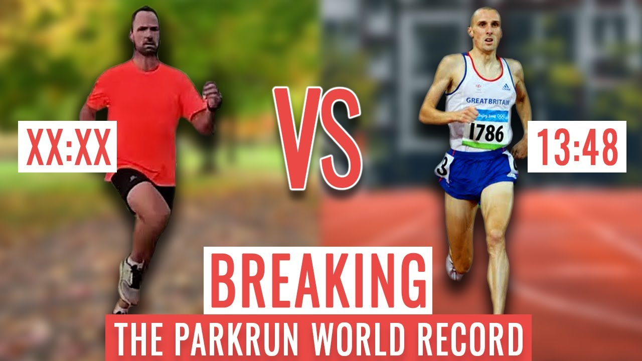 Breaking the parkrun WORLD RECORD of 13:48 for 5km?!