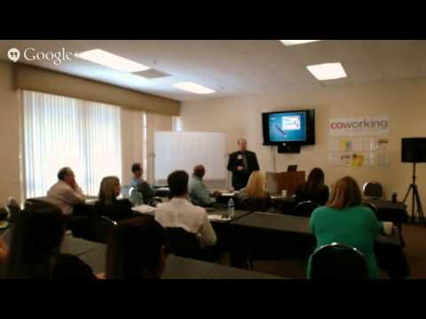 Jump-start your Business Networking Skills with Patrick Ellis