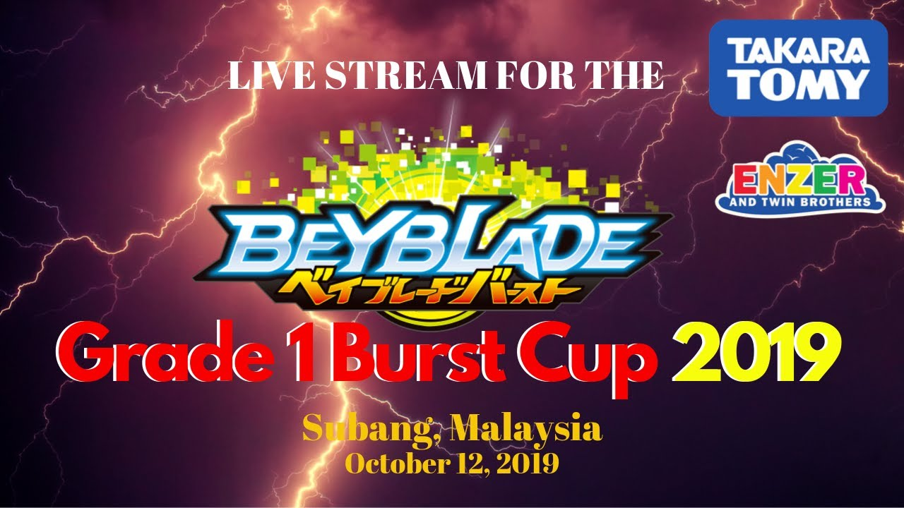 Beyblade Burst Stream
