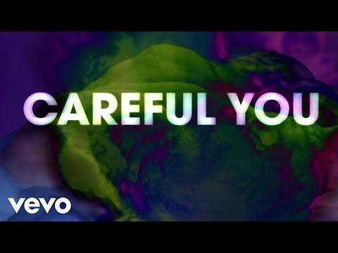 TV On The Radio - Careful You (Lyric Video)