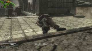 Call Of Duty WaW : Gameplay
