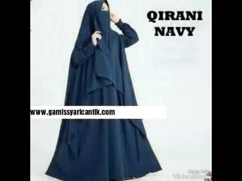Baju Gamis Cadar Murah 081213381472 Youtube