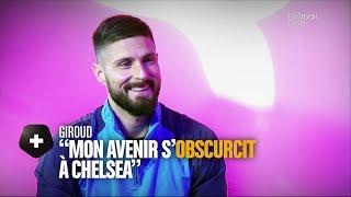 Canal Football Club : Interview d'Olivier Giroud