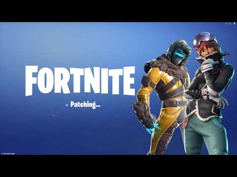 *FORTNITE* Frozen At Patching Loading Screen Fix ||PC, Mac||