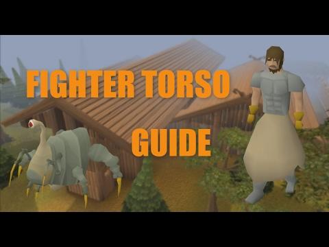 OSRS Barb Assault Fighter Torso Guide 2007 - Fast & Efficiënt!