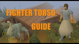 OSRS Barb Assault Fighter Torso Guide 2007 - Fast & Efficiënt!