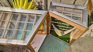 Bureau V's MINI Living Urban Cabin aims to