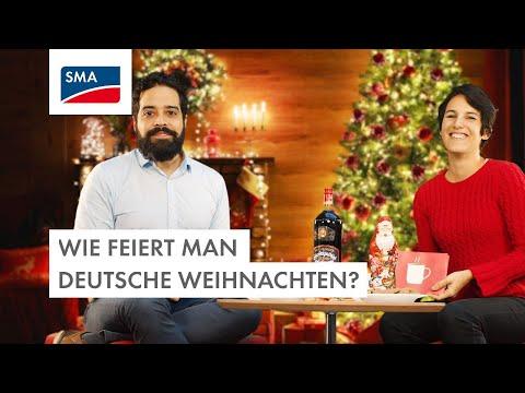 Wie feiert man deutsche Weihnachten?
