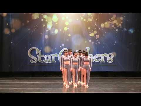"Gymnastics Acro Dance - ""Way Down"" by Tamara Warminiec"