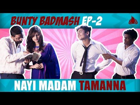 Aa Jao Meri Tamanna - Bunty Badmash Ep 2 || Bihari web series || Lahsun Films
